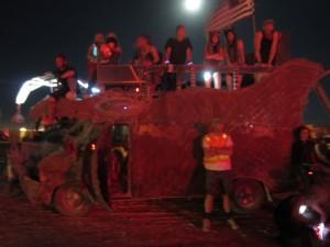 KAOS Burning Man 2012 Kackle