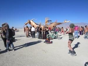 Burning Man 2012 Abraxas
