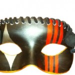 Capacity and Desire Mardi Gras Mask