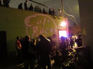 Cafe Racer Memorial