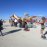 Burning Man 2012 Abraxas