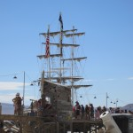 Burning Man 2012 Pirate Ship