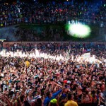 Paradiso Festival 2013 Crowd