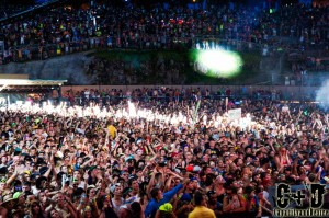 Paradiso Festival 2013 Crowd