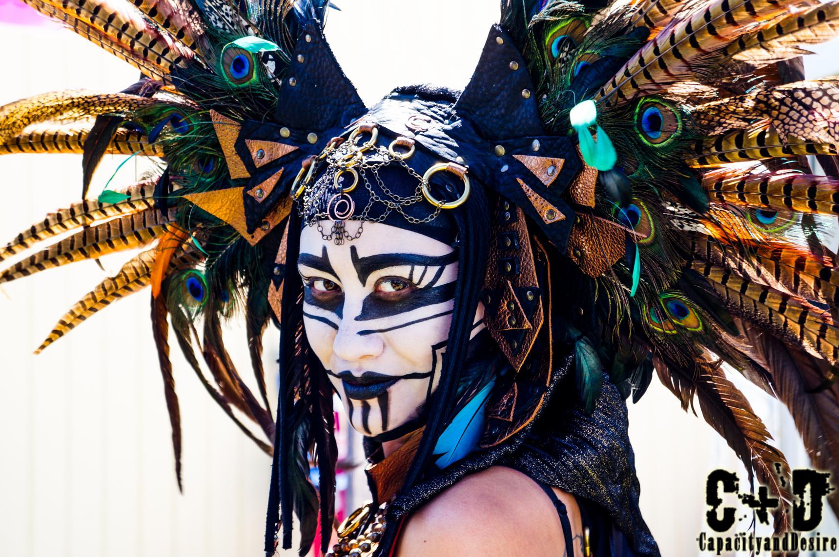 Paradiso Festival 2013 Goblin Queen Super Geek League