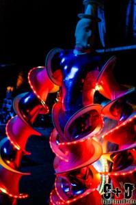 Paradiso Festival 2013 Slinky Stilt Wildchild World