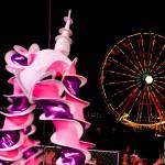 Paradiso Festival 2013 Slinky Stilt Wildchild World Carnival